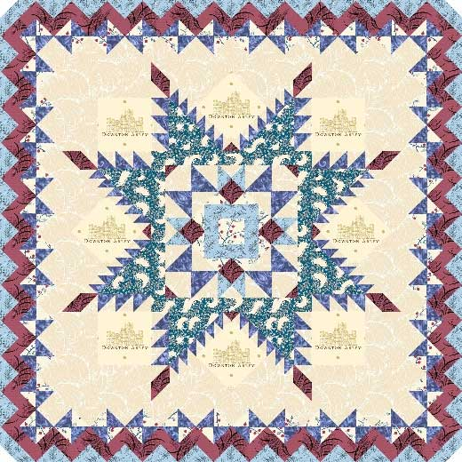 Featured Free Pattern Downton Abbey Mary Equilter Blogequilter